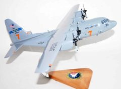 156th Airlift Squadron North Carolina ANG C-130 Model