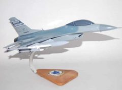 157th Fighter Squadron Swamp Fox F-16 Model