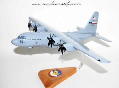 39th Airlift Squadron Trailblazers C-130J