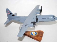 40th Airlift Squadron Screaming Eagles C-130J Model
