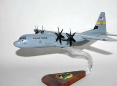 48th Airlift Squadron C-130J Model