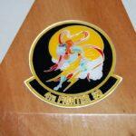 4th Figher Squadron Fighten' Fujins F-16 Model