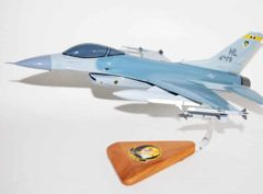 4th Fighter Squadron Fightin' Fuujins F-16 Model