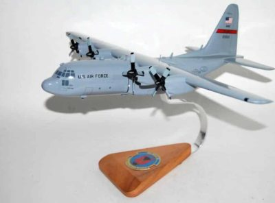 50th Airlift Squadron C-130 Model