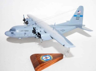 53rd Airlift Squadron C-130 Model
