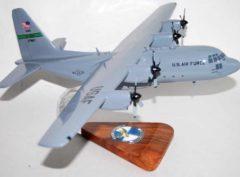 61st Airlift Squadron C-130 Model