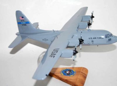 62d Airlift Squadron C-130 Model