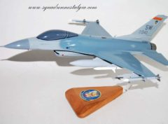 79th FS Tigers F-16 Model