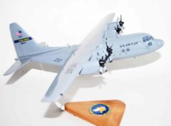 96th Airlift Squadron Flying Vikings C-130 Model