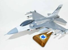 157th Fighter Squadron Swamp Fox F-16 Model