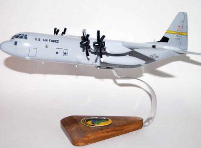 48th Airlift Squadron C-130J Model