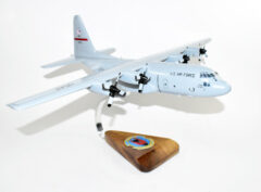 50th Airlift Squadron Red Devils C-130 Model