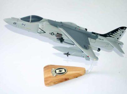 VMA-231 Ace of Spades AV-8B Model