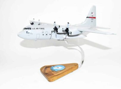 164th Airlift Squadron Ohio ANG C-130 Model