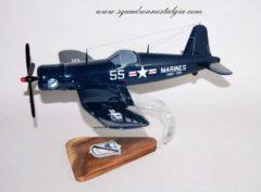 VMF-214 Blacksheep F-4U4 Model