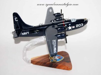 VP-961 NAS Columbus PB4Y-2 Privateer Model