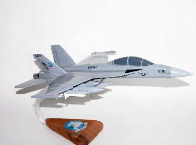 VAQ-142 Gray Wolves EA-18G Models