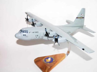 96th Airlift Sq. Flying Vikings C-130 Model