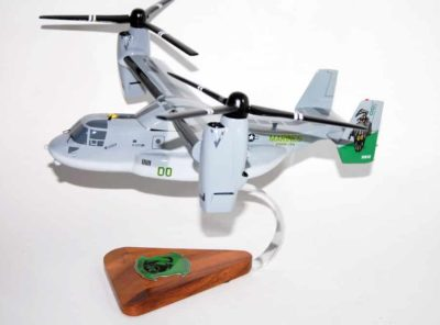 VMM-164 Knightriders MV-22 Model