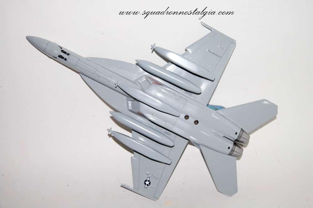 VAQ-135 Black Ravens EA-18G Model