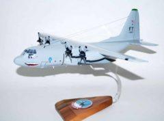 41st Airlift Squadron Blackcats C-130E