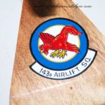 143rd Airlift Squadron Rhode Island ANG C-130
