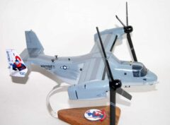 VMM-365 Blue Knights MV-22 Model