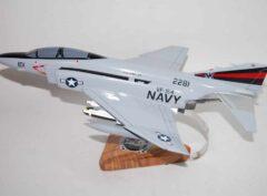 VF-154 Black Knights F-4J (1981) Model