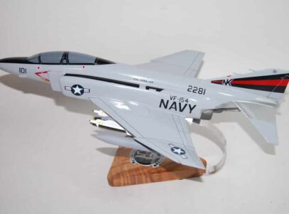 VF-154 Black Knights F-4J (1981) Model