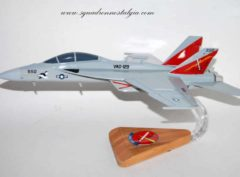 VAQ-129 Vikings EA-18G Growler Model