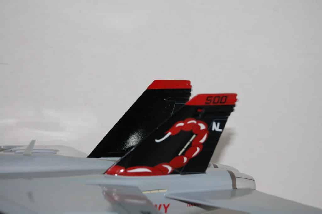 VAQ-132 Scorpions EA-18G Growler Model