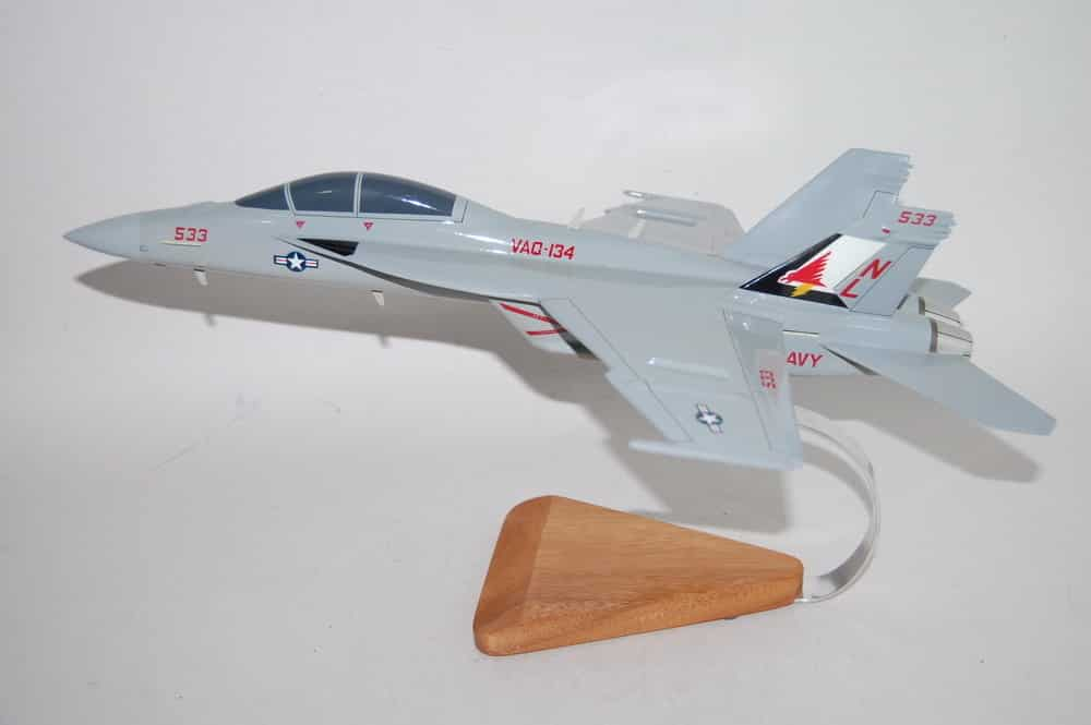 VAQ-134 GARUDAS EA-18G Model