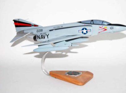 VF-154 Black Knights F-4J Model