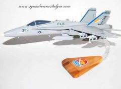 VFA-15 Valions F/A-18C Hornet Model