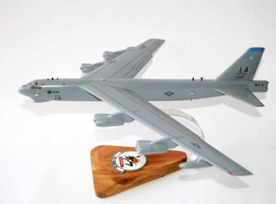 20th Bomb Squadron Buccaneers B-52H Model