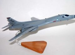 34th Bomb Squadron Original Thunderbirds B-1b Model