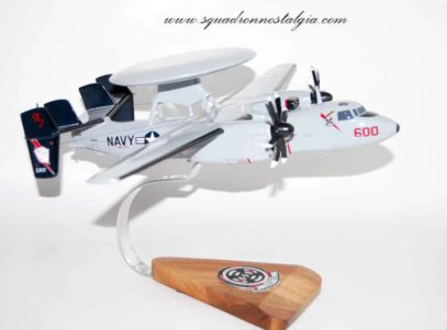 VAW-124 Bear Aces E-2C Hawkeye (2016) Model