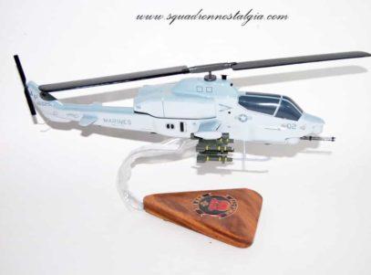 HMLA-773 Red Dogs AH-1W Model