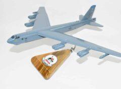 20th Bomb Squadron Buccaneers B-52H Model