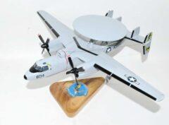 VAW-78 Fighting Escargots E-2C Model