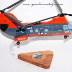VMR-1 Roadrunners MCAS Beaufort CH-46