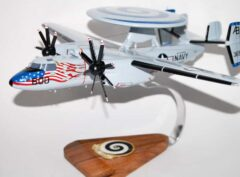 VAW-123 Screwtops E-2C Model
