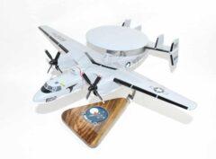 VAW-117 Wallbangers E-2C Model