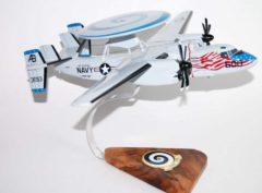 VAW-123 Screwtops E-2C Model