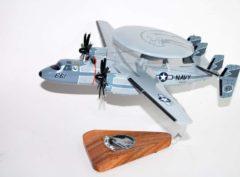 VAW-120 Greyhawks E-2c (2010) Hawkeye Model