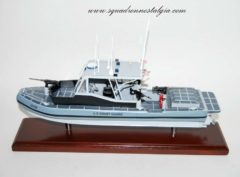 USCG Transportable Port Security Boat (Generation 4)
