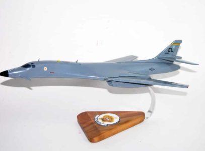 37th Bomb Squadron Tigers B-1b Model