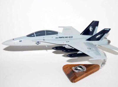 VMFA(AW)-533 Hawks F/A-18D Model