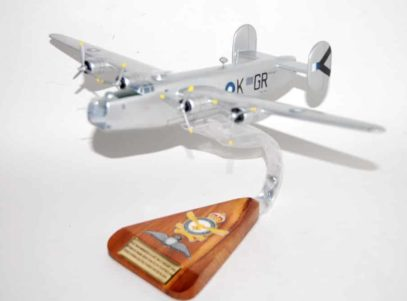 No 24 Squadron B-24 Liberator Model
