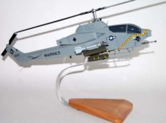 HMLA-267 Stingers AH-1W model